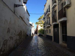 Enladrillada Street