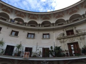 A sweet space near the palace in Seville