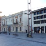 Another view of the square in Cordoba where we were staying