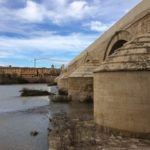 The bridge on the river to Cordoba