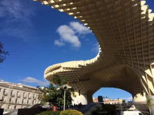 Metropol Parasol made us cry when we first saw it