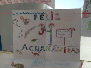 Some art at the aquarium