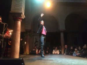 Amazing flamenco in Seville!
