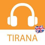 Tirana AudioGuide4U iPhone app icon