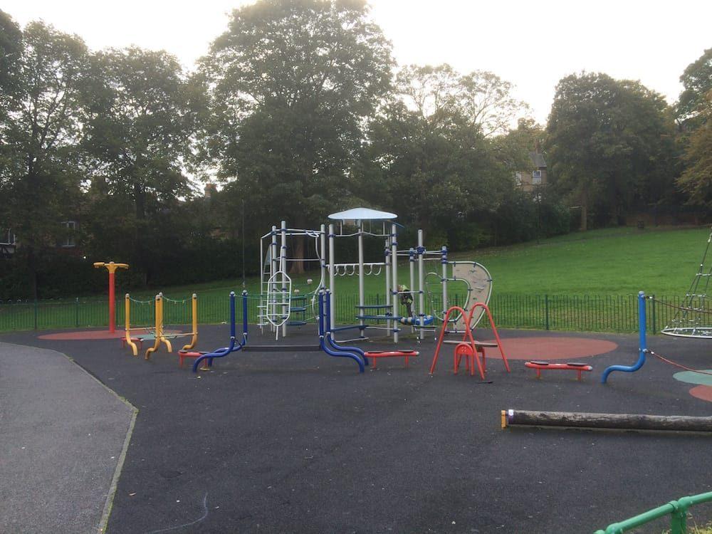 The park, Luton