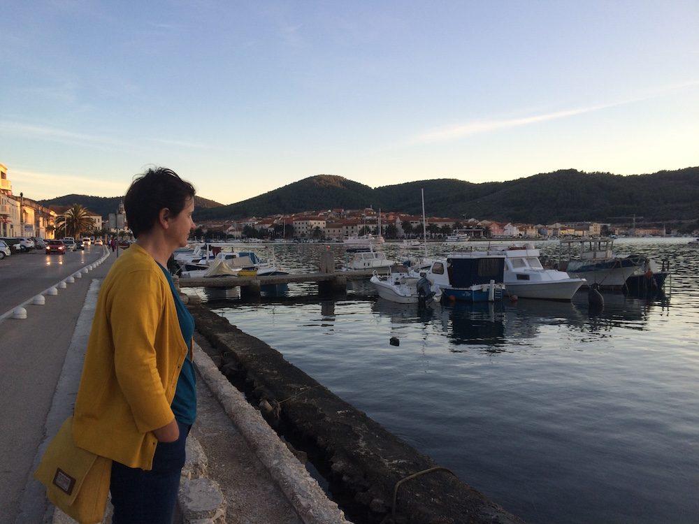 Vela Luka is like Agistri, Greece - so we love it