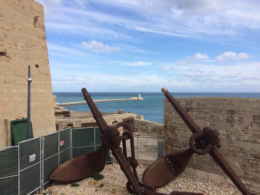 Near Fort St Iermu, Valletta