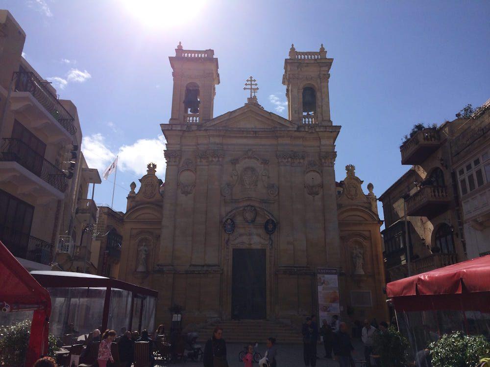 St. George's Basilica, Gozo